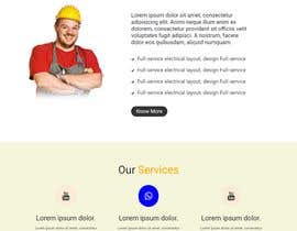 #33 для web page html with css or php от mdsagor01
