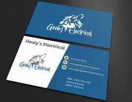 #231 для Electrical Business Card от mahadi405