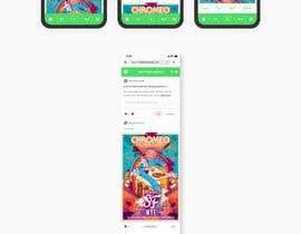 Nro 115 kilpailuun Web App UI UX makeover käyttäjältä kdmedev