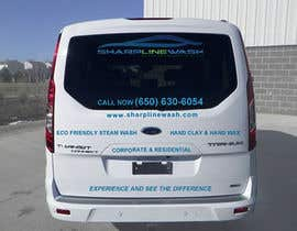 #14 for Design graphic on a Cargo Van for my Car wash Business by pladkani