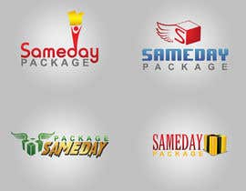 #1 for Ontwerp een Logo for SamedayPackage by AhmedAmoun