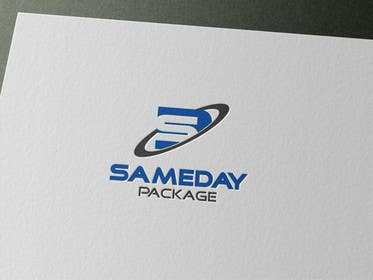 #8 for Ontwerp een Logo for SamedayPackage by sdartdesign