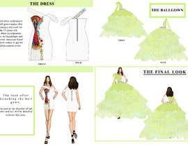 """#21 pentru Fashion Designers - Looking for a Unique, Cool, """"Quinceanera"""" (sweet 15) Ball Gown de către Namie1260"""