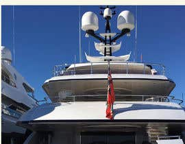 Nro 40 kilpailuun Create a Design for a boat sticker käyttäjältä rajeshrajee611