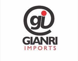 #40 para Logo Gianri Imports de Jairo2020