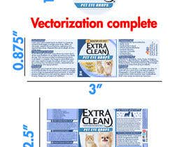 #28 για NEED 3 LABELS Design GRAPHIC DESIGN in VECTOR FORMAT. INSTRUCTIONS INCLUDED από psmaharjan