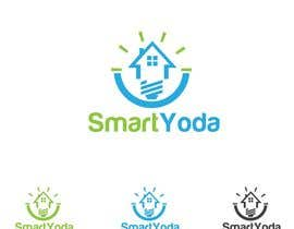 #93 untuk Design a logo for a smarthome blog webpage oleh SaritaV