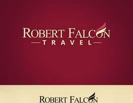 #335 for Design a Logo for Robert Falcon Travel by darkemo6876