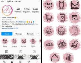 #25 para Portada de historias destacadas en Instagram (Tienda On Line) de andreamaclau
