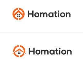 """mdnurhossain1070 tarafından """"Homation""""Visual Identity System VIS için no 5558"""