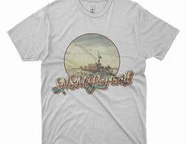 Nro 16 kilpailuun Design a vintage/retro surf style t-shirt käyttäjältä itsmetoon