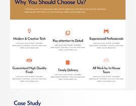 Nro 74 kilpailuun build and design builder website with text editing käyttäjältä devendarthapa
