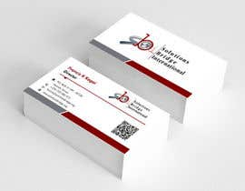 #29 for Edit colors and names of a Business Cards in Adobe Illustrator by sathyasingh1991
