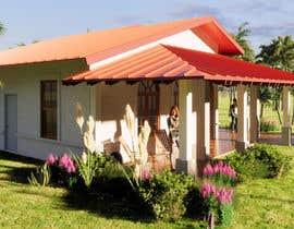 Nro 41 kilpailuun Exterior simple house 3D design (03 views) käyttäjältä CollierT11