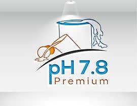 #45 para Criação de logotipo para uma marca de água de galão 20 litros e garrafa 500ml, para usar desde app a rotulo por habibchatmohar13