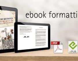 Nro 9 kilpailuun - urgent plz - Kindle ebook in EPUB format (change Orientation and theme Color) käyttäjältä skrratul31