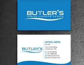 Nro 476 kilpailuun New Business Card käyttäjältä ahsanhabib5477