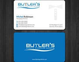 Nro 944 kilpailuun New Business Card käyttäjältä Nure12