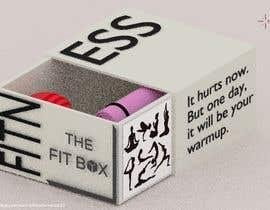 Nro 9 kilpailuun CREATE A BOX DESIGN käyttäjältä akarshn