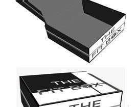 Nro 18 kilpailuun CREATE A BOX DESIGN käyttäjältä juliarehder