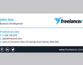 #34 for Create an Email Signature for Freelancer.com by GraphicCoder