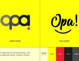 #191 for Logo uplift and renewal by sadbin505