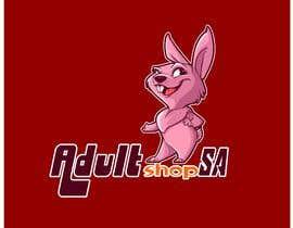 Nro 121 kilpailuun Design a Bunny Logo for Adult Shop SA website that is funny, naughty and kinky. käyttäjältä ToaMota