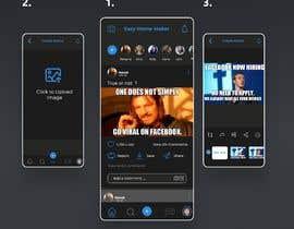 Nro 6 kilpailuun App UI Graphic Design Needed käyttäjältä madeel850