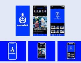 #4 for App UI Graphic Design Needed by Annieworkbug