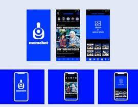 Nro 4 kilpailuun App UI Graphic Design Needed käyttäjältä Annieworkbug