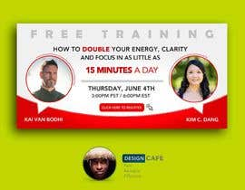 #46 for Create canva style facebook events banner and cover photo template by Joe6504