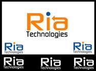 Contest Entry #8 for Logo Design for Ria Technologies