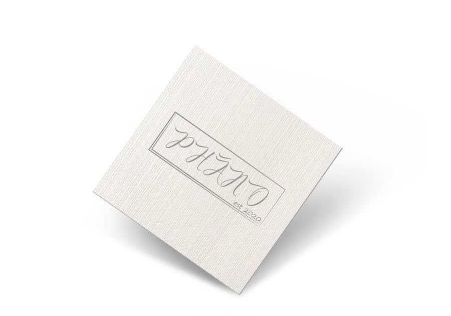 Конкурсная заявка №                                        30                                      для                                         Clothing logo design
