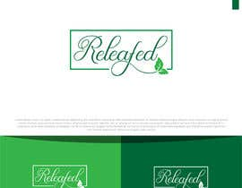Nro 174 kilpailuun Logo contest for our company named: Releafed  we sell cbd based products käyttäjältä Hcreativestudio