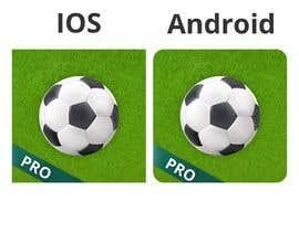 Nro 41 kilpailuun Very Minor Updates to Android and iOS App Store Icon käyttäjältä naymulhasan670