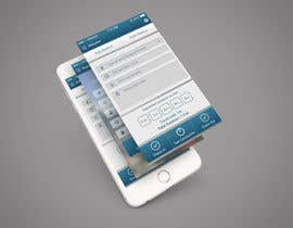 zolcsaktamas tarafından App Mockup for App Check-in and Registration Screen için no 12