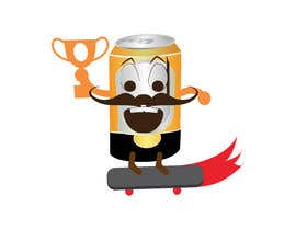 #29 untuk Design for T-Shirt/Hoodie (Skateboarding Beer Can) oleh mahosinacdemy