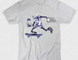 #32 untuk Design for T-Shirt/Hoodie (Skateboarding Beer Can) oleh enam247