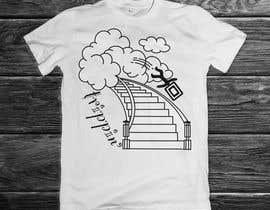 #21 untuk Design for Hoodie/T-Shirt (Stairway to heaven + Stick figure) oleh LizaShtefan