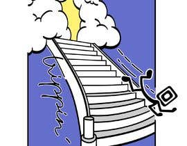 #26 untuk Design for Hoodie/T-Shirt (Stairway to heaven + Stick figure) oleh Maykooo