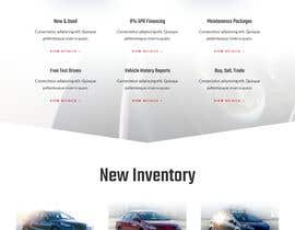 #24 for Web design and development for Car Dealership by sonnet29