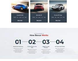 #26 for Web design and development for Car Dealership by faridahmed97x