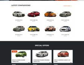 #27 for Web design and development for Car Dealership by faridahmed97x