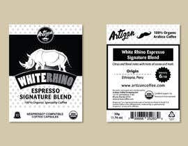 #64 cho Add slight retro / vintage / indie texture to product label bởi cowboyrg