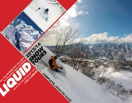#56 for Front cover design for Japan ski brochure by JpegJordaan
