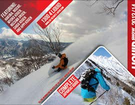 #110 untuk Front cover design for Japan ski brochure oleh NexusDezign