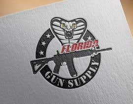 #48 pentru Design a Logo for Florida Gun Supply de către maminegraphiste