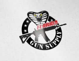 #49 pentru Design a Logo for Florida Gun Supply de către maminegraphiste