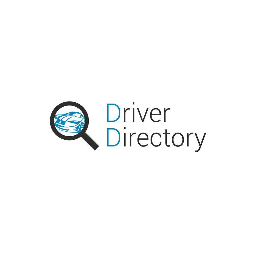 "Proposition n°                                        26                                      du concours                                         Design a Logo for ""Driver Directory"""