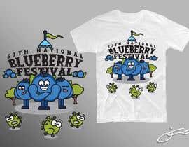 #57 untuk Festival Tee Shirt oleh jcblGD